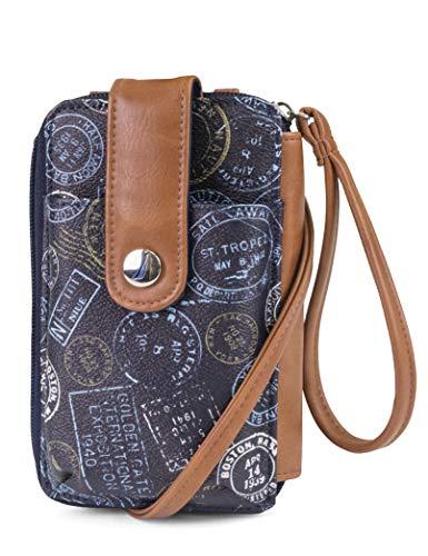 Nautica Caroline Leather Womens Crossbody product image