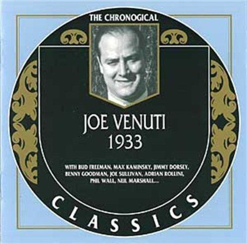 1933 by Venuti, Joe
