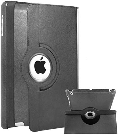 YGS 360 Rotate Book Case Cover ForApple iPad Air 2  Black Mobile Phone Cases   Covers