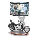 Kng Harley Davidson Lamp