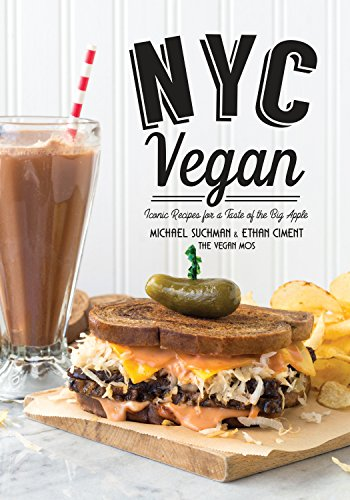 NYC Vegan: Iconic Recipes for a Taste of the Big Apple (Rice Orzo)