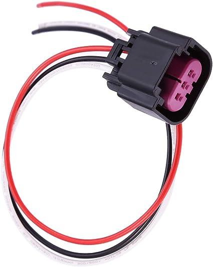 Fuel Sensor Connector Pigtail Plastic 3 Wires 13577379 NEW For GM E85 Flex