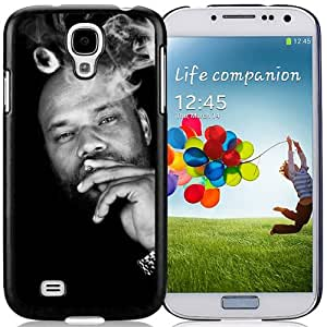 Beautiful Designed Cover Case With Ken Ring Smoke Face Bristle Watches For Samsung Galaxy S4 I9500 i337 M919 i545 r970 l720 Phone Case