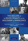 The Decline of the Death Penalty and the Discovery of Innocence, Baumgartner, Frank R. and De Boef, Suzanna L., 0521887348