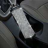 U&M Bling Bling Auto Handbrake Cover, Luster