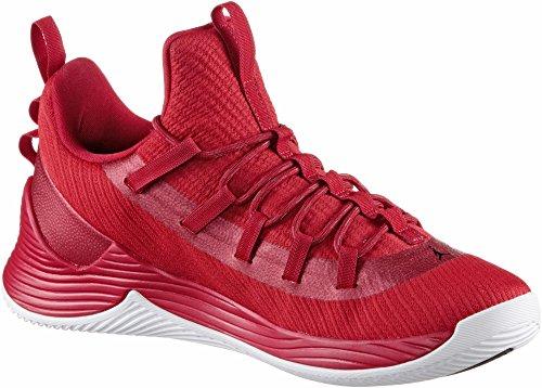 Jordan Herren Sneaker rot 46