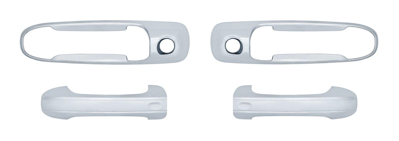 Brite Chrome 14105 Chrome Door Handle with Pass Keyhole