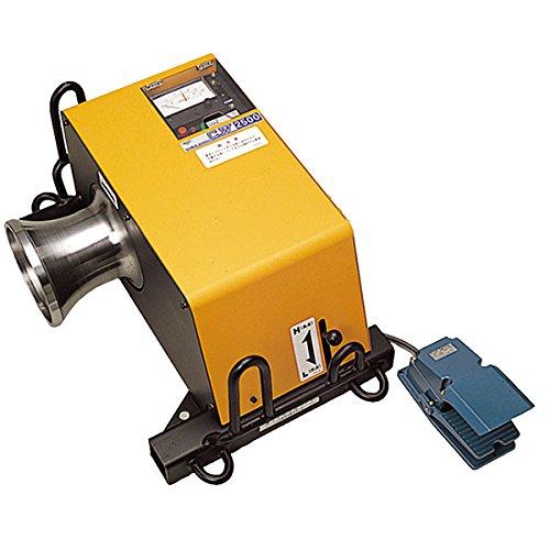 育良精機:ケーブル入線用ウインチスタンダード型 CW-2500 B01KO0GW3O