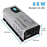 AMPINVT 6000W Peak 18000W Pure Sine Wave Power