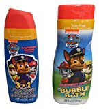 Nickelodeon Paw Patrol Bubble Bath and 3-in-1 Body