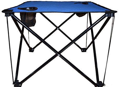 APAK GOODS Royal Blue Folding Table