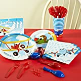 Airplane Adventure Basic Party Pack for 16