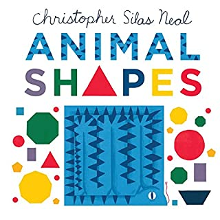 Book Cover: Animal Shapes