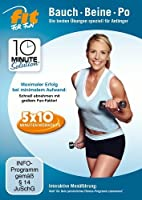 Fit for Fun - 10 Minute Solution: Bauch, Beine, Po f�r Anf�nger
