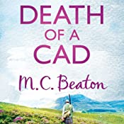Death of a Cad: Hamish Macbeth, Book 2 | M. C. Beaton