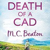 Death of a Cad: Hamish Macbeth, Book 2 | M. C. Beaton