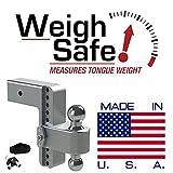 """Weigh Safe 180 Hitch LTB8-3-KA 8"""" Drop"""