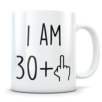 Amazon 31st Birthday Gift For Women And Men Mug 31 Year Old Gifts Happy Bday Party Gag