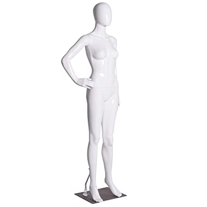 amazon com giantex female mannequin stand dress form full body