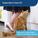 PetSafe Disposable Cat Litter Box, Collapsible