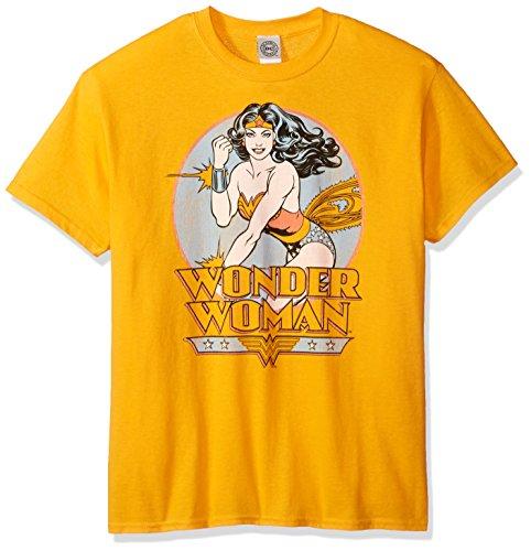 DC Comics Men's Wonder Woman T-Shirt