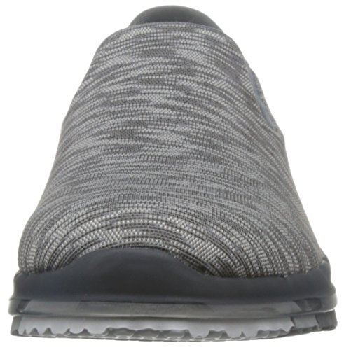Skechers Performance Damen Go Flex Slip-On Wanderschuh Holzkohle