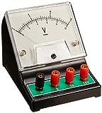 United Scientific MVT002 DC Voltmeter, 0-3V, 0-10V, 0-15V