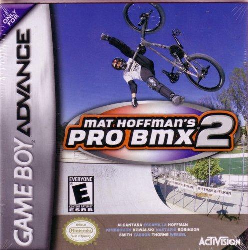 Mat Hoffman's Pro BMX 2 - Bmx Tire Hoffman