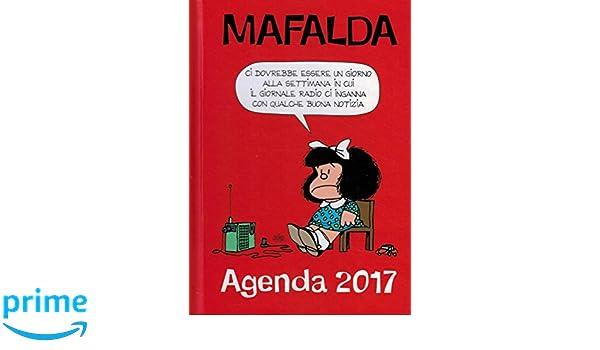 Agende: Mafalda - Agenda 2017: Amazon.es: AA. VV.: Libros en ...