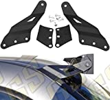 50 in led light bar bracket - GS Power's 1999 - 2006 Chevy Silverado / GMC Sierra Curved LED Light Bar Brackets. Also Fit GM SUV Chevrolet Suburban Tahoe Yukon. Mount Off Road Work Lights at Roof Windshield 50