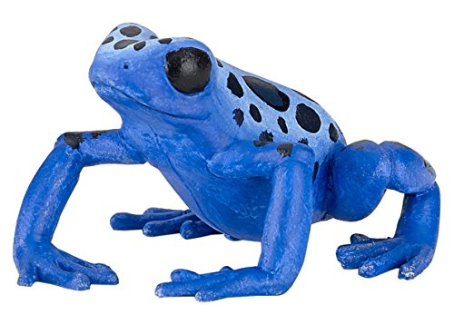 Finished Frog (Papo Equatorial Blue Frog Figure)