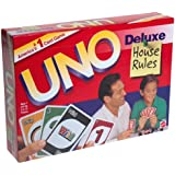 UNO Deluxe Edition Card Game