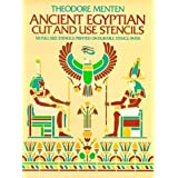 Ancient Egyptian Cut & Use Stencils