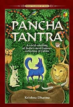 Panchatantra by [Dharma, Krishna (K.L.Anderson)]