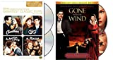 TCM Greatest Classic Films Collection: Best Picture Winners - Casablanca/ Gigi/ An American in Paris/ Mrs. Miniver/ Gone With The Wind