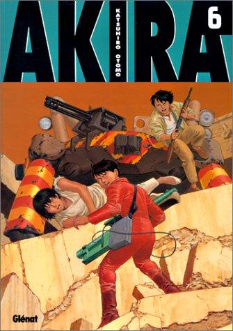 Akira - série complète n° 6 Akira 6