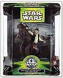 25th Anniversary Han Solo & Chewbacca Death Star Escape by Star Wars