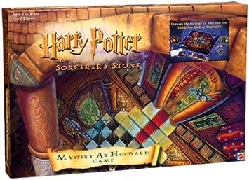 Harry Potter Mystery At Hogwarts Game by Mattel: Amazon.es: Juguetes y juegos