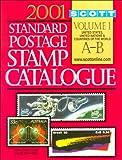 Scott Standard Postage 2001, Scott Publishing Company Staff, 0894872605