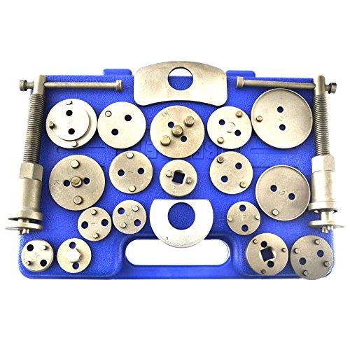AB Tools-US Pro 21pc Left and Right Hand Brake Calliper Piston Wind Back Tool Kit AU019 by AB Tools-US Pro (Image #2)