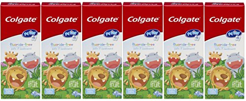 Colgate My First Baby and Toddler...
