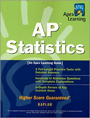 Amazon apex ap statistics apex learning 9780743201902 apex apex ap statistics apex learning fandeluxe Images