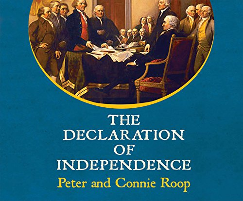 The Declaration of Independence by Dreamscape Media