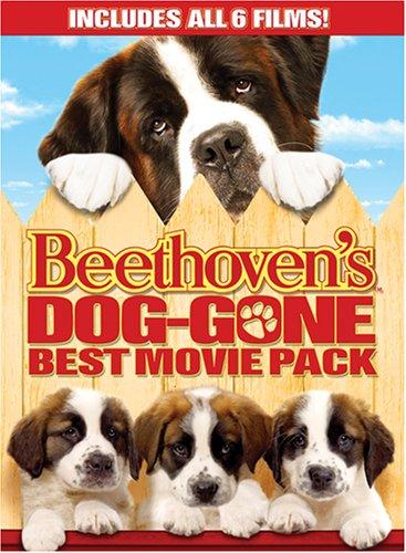 Beethovens Dog Gone Best Movie Pack (Gift Set, Widescreen, Slipsleeve Packaging, 3PC)