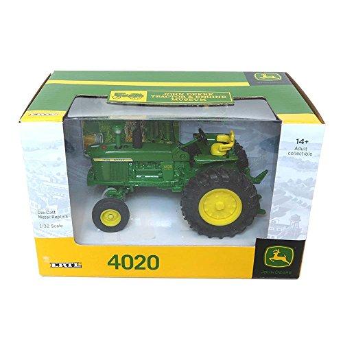 Tractor John Deere Diecast (John Deere 1/32nd 4020 - 2014 Tractor & Engine Museum Edition)