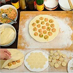 Kitchen Tool Creative Kitchenware Fast Speed Dumplings Mold Kitchen Utensils Make Dumplings