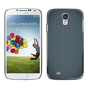 Paccase / SLIM PC / Aliminium Casa Carcasa Funda Case Cover - Simple Pattern 24 - Samsung Galaxy S4 I9500