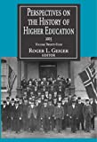 img - for Perspectives on the History of Higher Education: 2005 (History of Higher Education Annual) book / textbook / text book