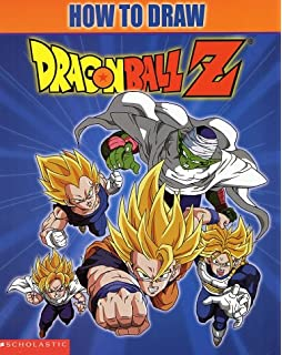 How to draw action dragonball z dragonball z michael teitelbaum how to draw dragonball z publicscrutiny Gallery