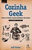 capa de Cozinha Geek